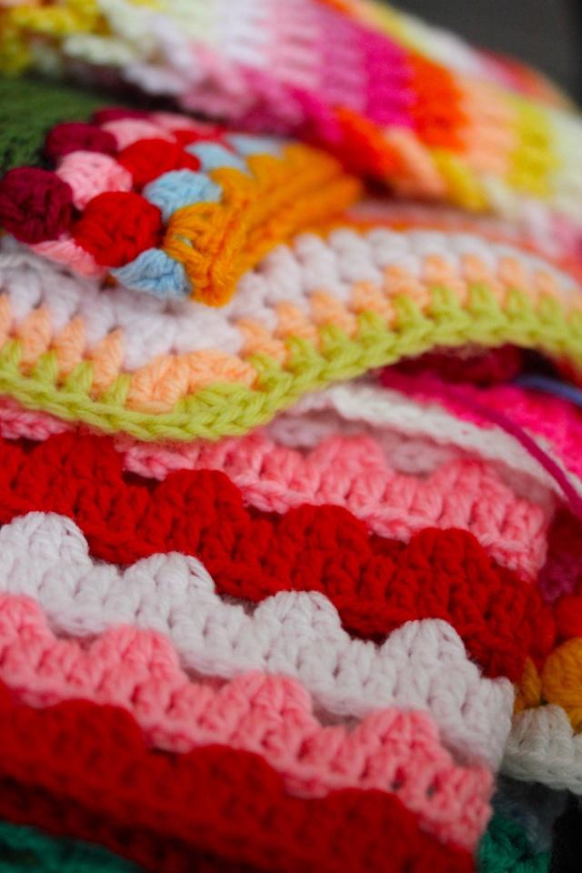 Die besten 17 Bilder zu Crochet Blankets--Regular auf Pinterest ...