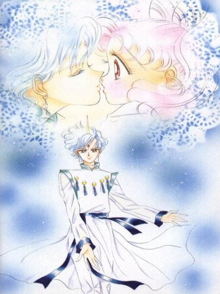 Chibiusa and Helios
