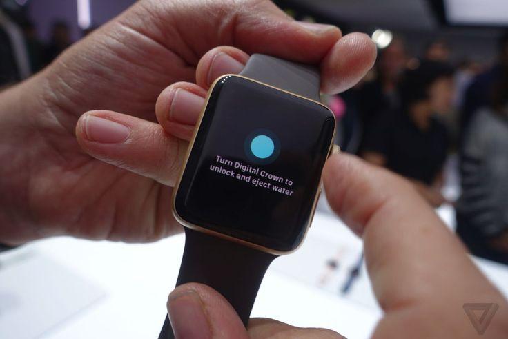 Apple Watch Series 2 hands on
