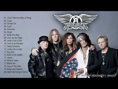 Best songs of Aerosmith | Aerosmith Greatest Hits Full album Live Collec...