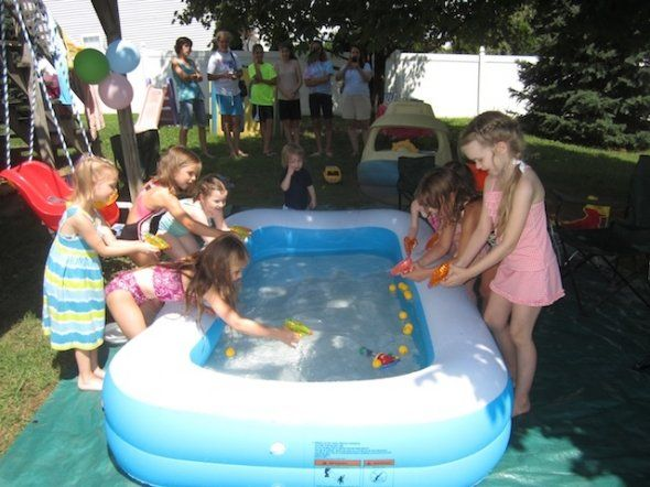 How to have a Great Splash Party Birthday Party