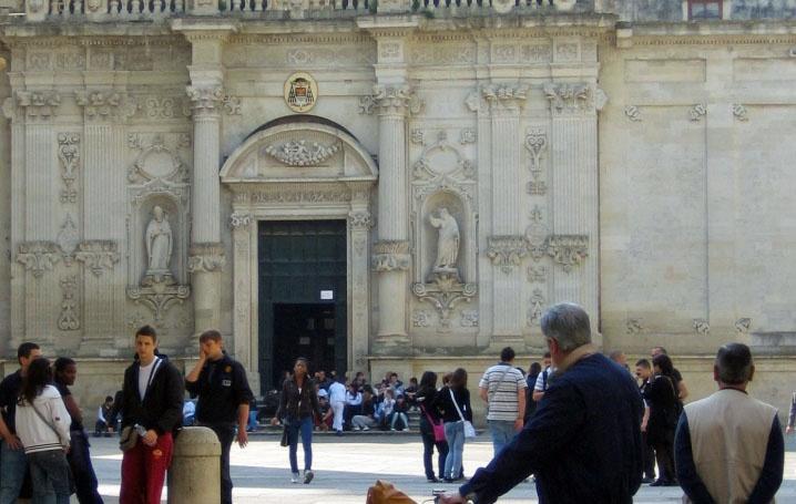 The quaint streets of Lecce #Puglia