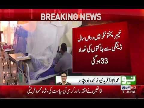 Two more die of dengue fever complications in KP - https://www.pakistantalkshow.com/two-more-die-of-dengue-fever-complications-in-kp/ - http://img.youtube.com/vi/dtP9px6lPw8/0.jpg