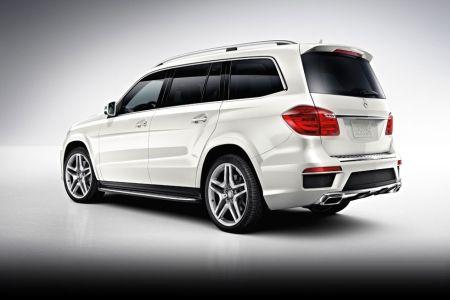 Bye Bye Escalade!!! <3 2013 Mercedes-Benz GL450