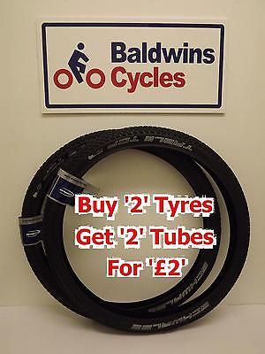 """26"""" x 2.25 schwalbe #table top #puncture #protection knobly bike / cycle tyre,  View more on the LINK: http://www.zeppy.io/product/gb/2/331527806396/"""