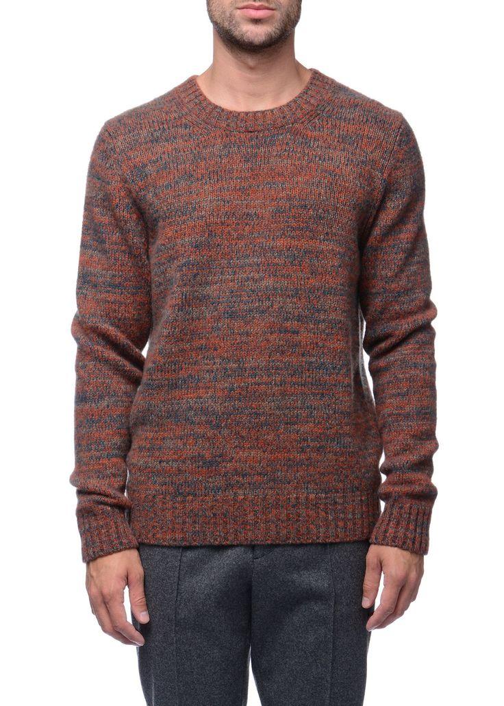 Federico Curradi - FW16- Menswear // Cashmere knit sweater