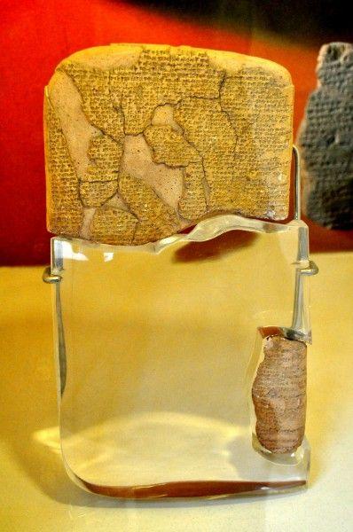 Kadesh Treaty-The Battle of Kadesh and the First Peace Treaty
