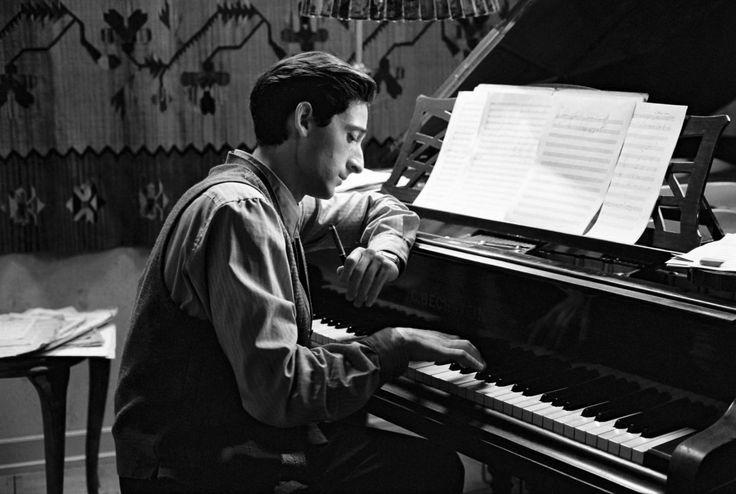 Adrien Brody - The Pianist