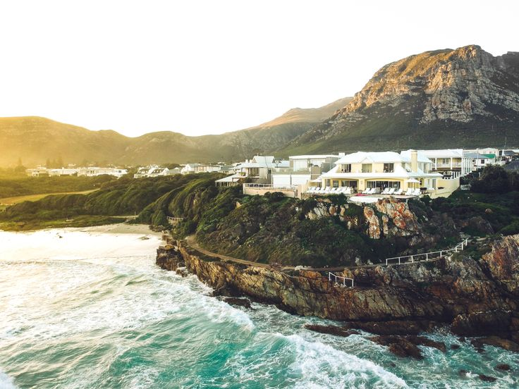 Travel, Travelers, Travel Bloggers, Holiday, Vacation, Trip, Leisure, Hotels, The Royal Portfolio, Birkenhead House, Hermanus, Cape Town, Getaway, Staycation, Luxury, Sea Side, Food, Drink, Wine, Lunch, Dinner, Meals, Eat, Sea Food, Tapas, Drone Shot, Drones, Photography, DJI Spark