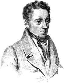 Berchoux, José (1765-1839). Poeta francés, nacido en 1765
