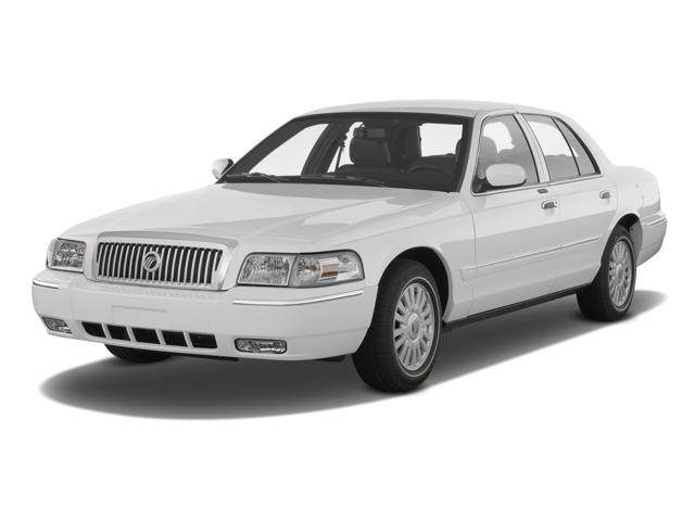 Mercury Grand Marquis 2011