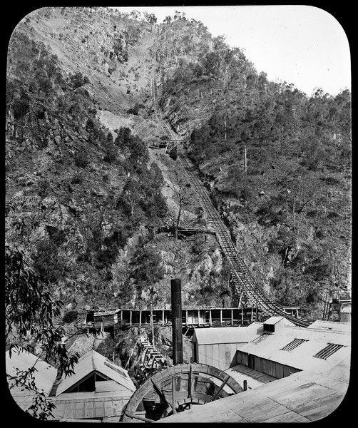 Sunlight Gold Mine, Hillgrove, New South Wales, circa 1907, 30 km east of Armidale. #FlashbackFriday