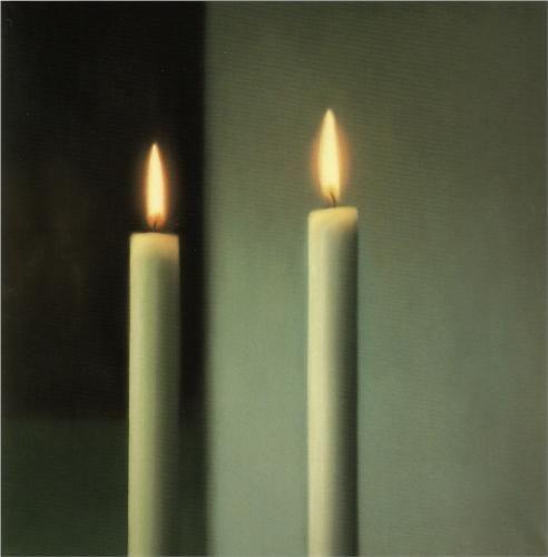 Candles - Gerhard richter