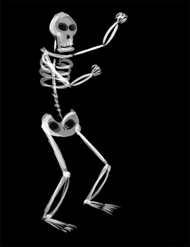 гиф с скелетами один самых универсальных