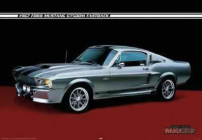 #Ford GT500 1967 RARE Classic Muscle Car. Hit the image to see more great cars... #spon