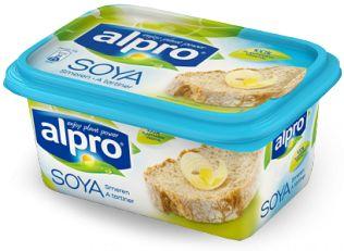 100% plantaardige margarine