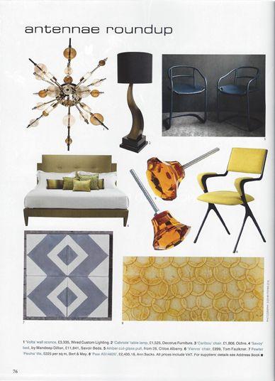 World of Interiors - October 2014