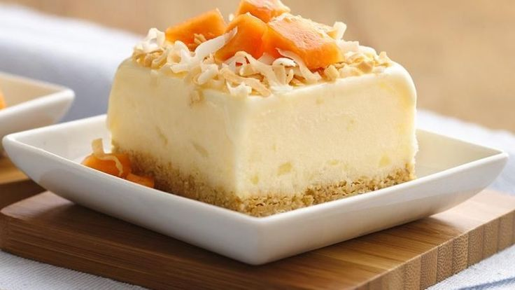 Betty Crocker's Heart Healthy Cookbook shares a recipe! Pineapple juice, coconut and rum added to ice cream create a cool tropical paradise.