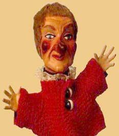 Lady Elaine Fairchild- still scary as hell. Wonder if she had Rosacea or just drank alot... Hmm.