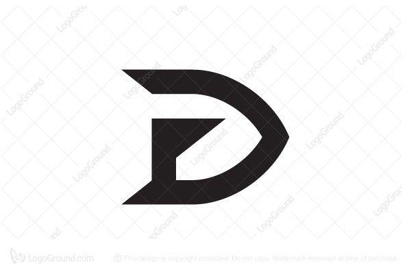 Stylish Letter D Logo Stylish Letters Letter Logo Design Business Cards Creative