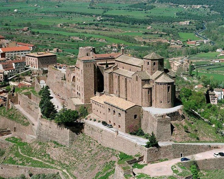 Castillo de Cardona, España