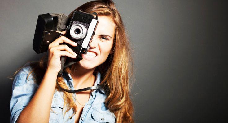 Truques para fotos fotogênicas