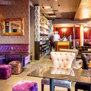 Eastern European dining is Torba Restaurant & Lounge, situated in the heart of South Bank http://bit.ly/1hyJihs