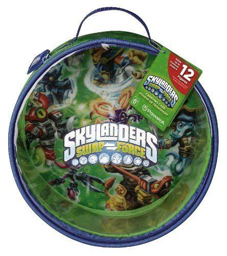 From 3.60:Skylanders Swap Force: Translucent Zip Case (ps3/xbox 360/nintendo Wii/wii U/3ds) | Shopods.com