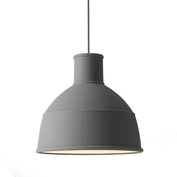 Unfold pendel grå Muuto - Kjøp møbler online på ROOM21.no