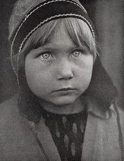 Sami child, Norway, 1930s