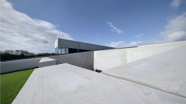 HENNING LARSEN ARCHITECTS: IL MOESGÅRD MUSEUM