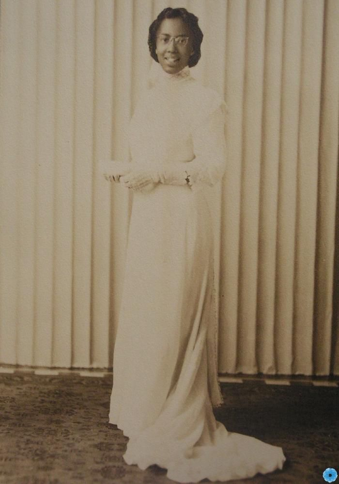 Unnamed belle of the ball, 1942. West Hants Historical Museum collection, Windsor