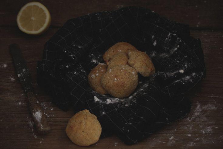 Scones de limão
