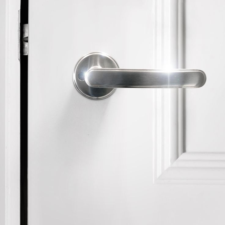 Dörrhandtag Alicante inkl. nyckelskylt