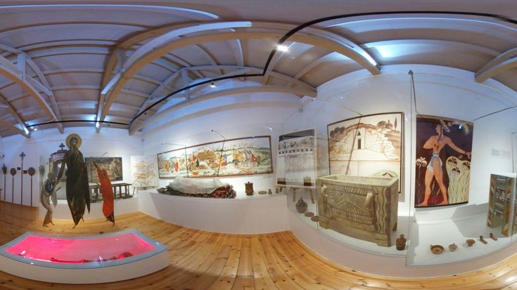 Εικονική πλοήγηση στο μουσείο ιστορίας ταφής Το μουσείο ιστορίας ταφής, στο Ηράκλειο, βρίσκεται στους χάρτες της Google με 360x180 πανοράματα. #vr #360 #virtualtour https://www.imonline.gr/gr/eikonikes-ploigiseis/eikoniki-ploigisi-sto-mouseio-istorias-tafis-1212