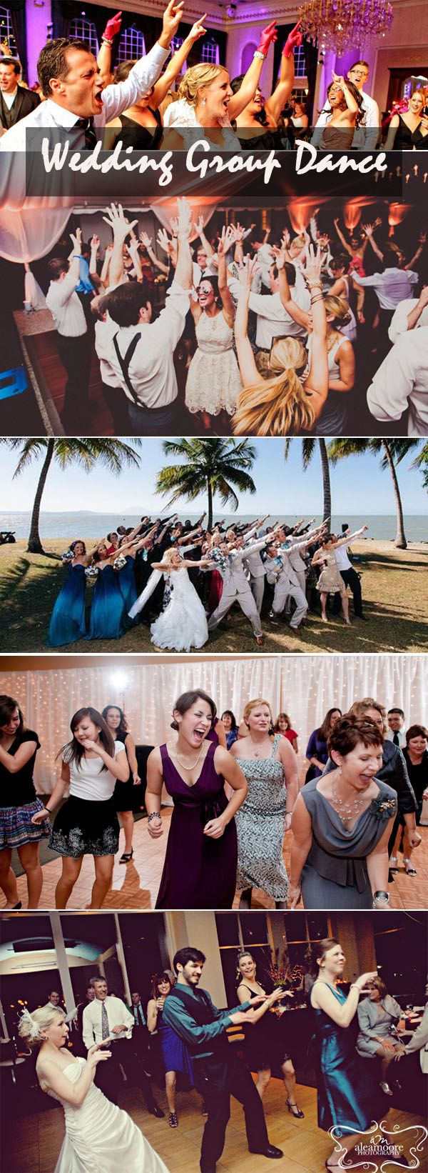 intimate wedding group dance ideas