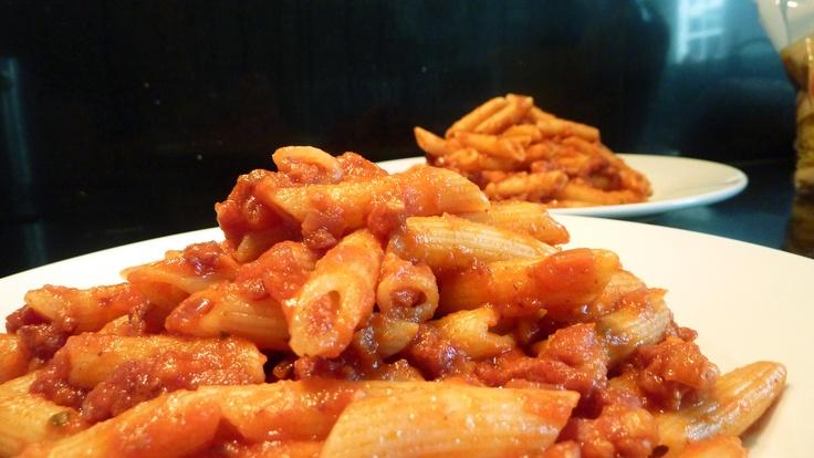 Penne Amatriciana #Food #Foodie #Recipe #Eat #Pasta