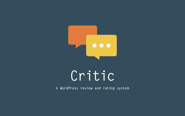 Critic appthemes WordPress Pulgin