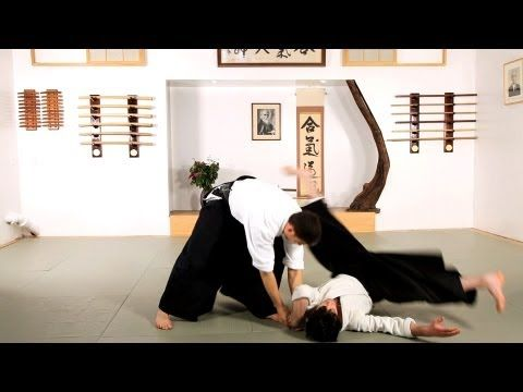 How to Do Shihonage | Aikido Lessons - YouTube