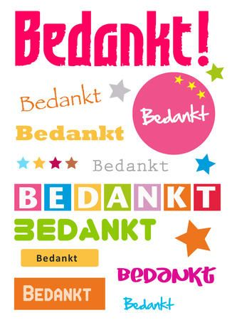 1000+ images about Bedankt plaatjes on Pinterest | Birthday wishes ...