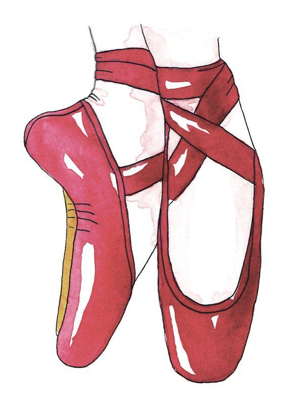 Ballet slippers | Jessica Mack