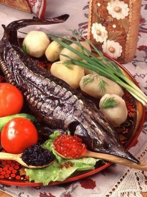 Вкусные фото на Русской Кухне