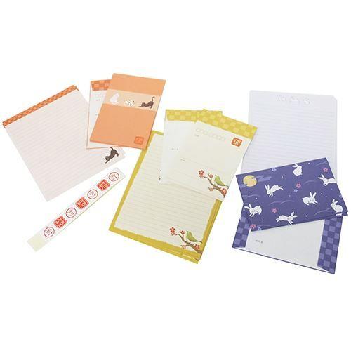 Marshmallow pop   Rakuten Global Market: Animal inbound letter kamio Japan envelope + stationery + paper seals made in Japan letter that goods store Marshmallow POPs