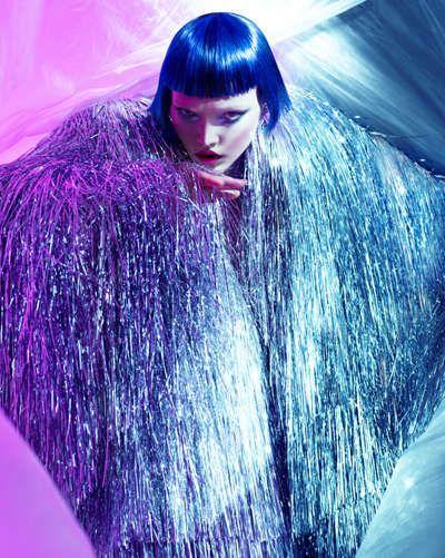 Demure Fairytale Fashions : Maciej Bernas Papermint