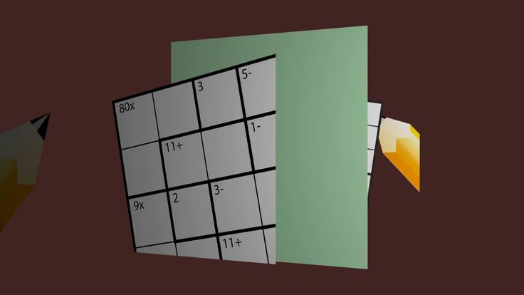 Sudoku or Mathdoku: take your pick...