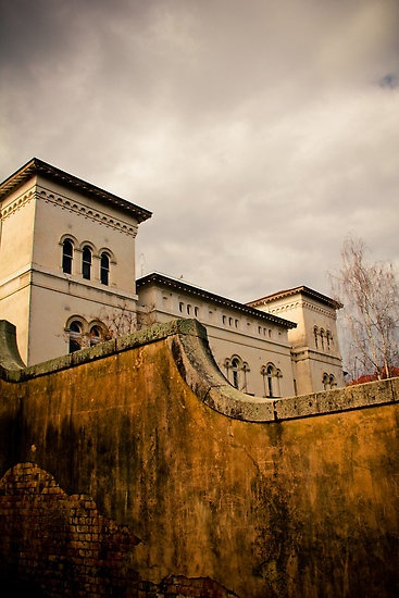 Haunted Mayday (the old mental asylum), located in Beechworth, Victoria.