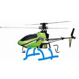 our original plan: Originals, Intelligent Helicopter