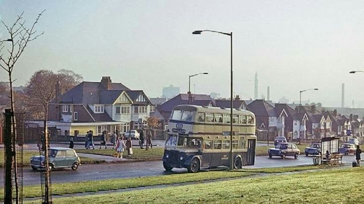 1970's Harborne Park Road
