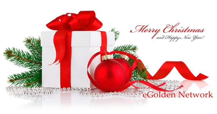Buon Natale a tutti da eGolden Network.