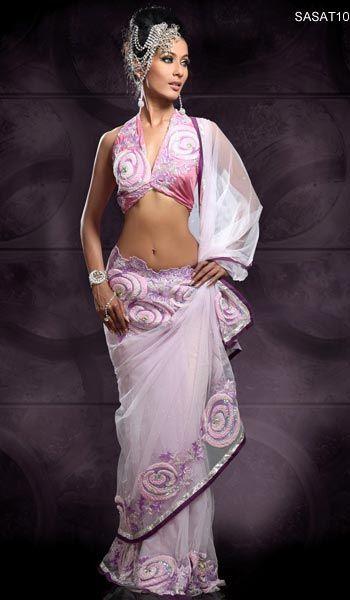 25 different ways to drape your #Saree